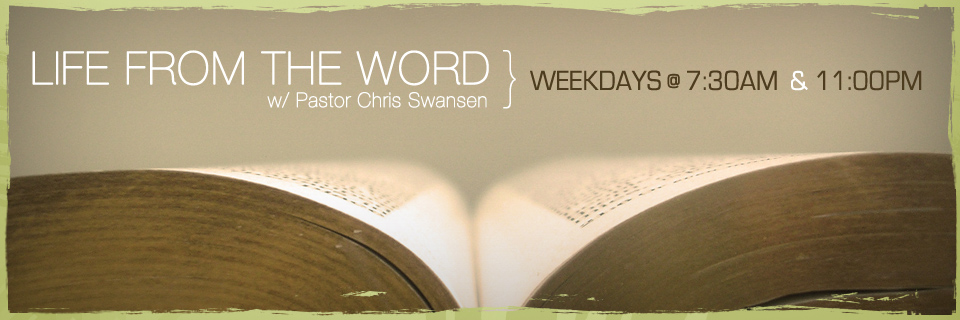 Life From The Word