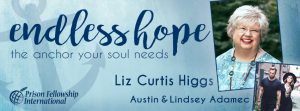Endless Hope Tour with Liz Curtis Higgs @ First Baptist Church | New Castle | Delaware | United States